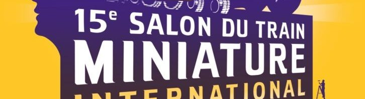 15eme salon international du train miniature